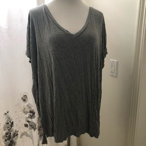 Tops - Grey T-shirt
